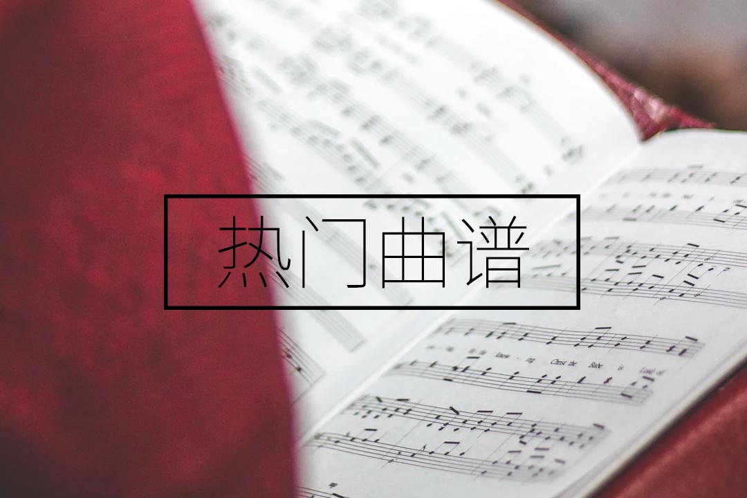 吉他谱 专辑:热门曲谱